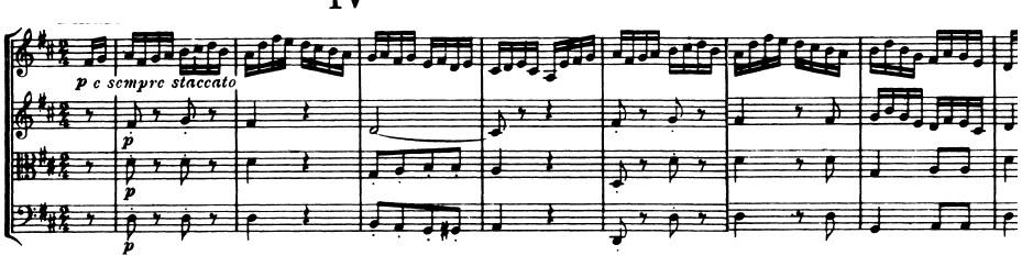 Period Haydn op64n5iv
